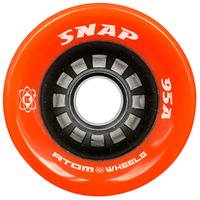 Jackson Atom Wheels - Snap Orange