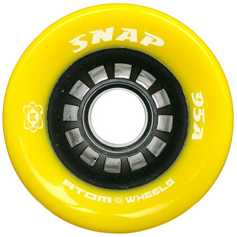 Jackson Atom Wheels - Snap Yellow