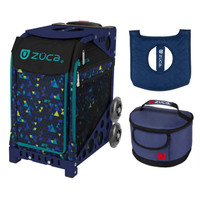 Zuca Nexus bag with Navy Frame + FREE Lunchbox and Seat Cover