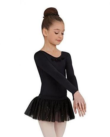 Capezio Tutu Dress (Black, Size Intermediate )