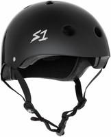 S1 Mega Lifer Helmet - Black Gloss