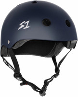 S1 Mega Lifer Helmet - Navy Matte