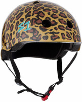 S1 Mini Lifer Helmet - Moxi Leopard Print