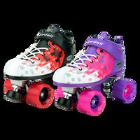Riedell Dart Pixel Roller Skate Set