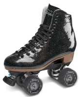 Sure-Grip Quad Roller Skates - STARDUST (62mm Indoor/Outdoor Wheels)