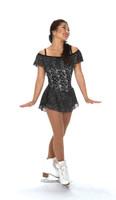 Jerry's Ice Skating  Dress - 232 Silversmith Dress – Black Night