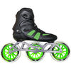Atom Pro Fitness 3x125 Outdoor Inline Skate Package