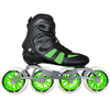 Atom Pro Fitness 4x110 Outdoor Inline Skate Package