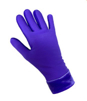 Icedress - Thermal Figure Skating Gloves with Velvet (Purple)