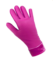 Icedress - Thermal Figure Skating Gloves with Velvet (Pink)