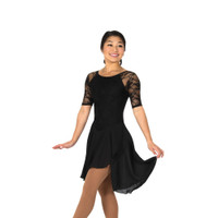 Jerry's Ice Skating Dress   - 273 Classic Lace Dance (Black)