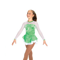 Jerry's Ice Skating Dress   - 422 Frosty Air (Winter Green)