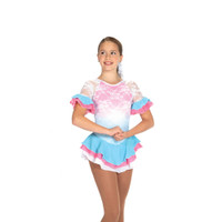 Jerry's Ice Skating Dress   - 450 Blushing Blue