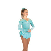Jerry's Ice Skating Dress   - 458 Tiffany Twist