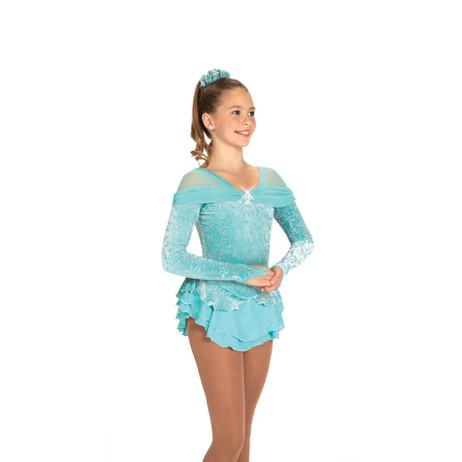 Jerry's Ice Skating Dress   - 458 Tiffany Twist