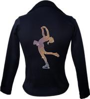 Kami-So Polartec Ice Skating Jacket - Layback Spin