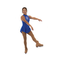 Jerry's Ice Skating Dress   - 491 Stoneburst (Royal Blue)