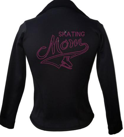 Kami-So Polartec Ice Skating Jacket - Skating Mom