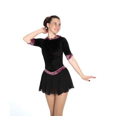 Jerry's Ice Skating Dress   - 523 Meet the Pleat (Pebble Pink)