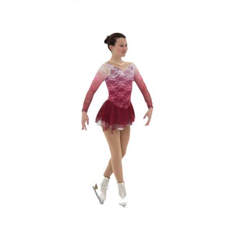 Jerry's Ice Skating Dress   - 546 Shades of Shiraz