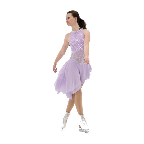 Jerry's Ice Skating Dress   - 552 Sidestep Dance (Icy Lilac)