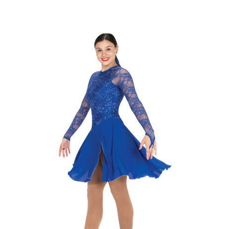 Jerry's Ice Skating Dress   - 554 Grace by Lace Dance