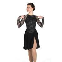 Jerry's Ice Skating Dress   - 564 Onyx Dance