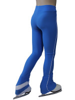IceDress - Sweatpants  -  Rays (Blue with White Lines)