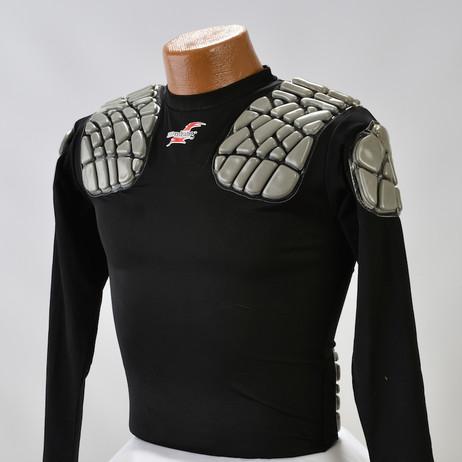 Zoombang Back/Shoulder/Deltoid Protective Shirt Youth