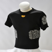 Zoombang Shirt 5 Piece Padded Hockey Shirt