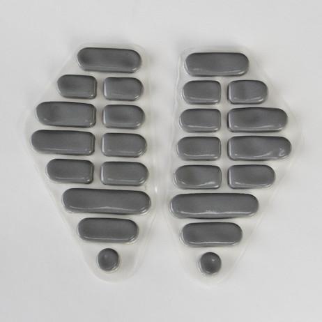 Zoombang Karting Seat Pad-Back Protection