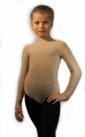 IceDress - Thermal Body with cutout (Nude)