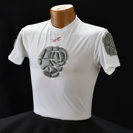 Zoombang Deltoid/Chest Padded Shirt Adult