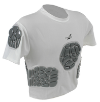 Zoombang Lacrosse Chest, Deltoid, Rib Shirt Adult