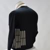 Zoombang Shirt 3 Piece Padded Tactical/Ballistic Shirt, Black 2nd view