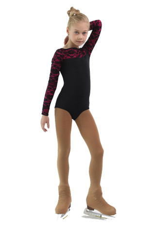 IceDress Thermal Body - Harmony ( Black with Fuchsia)