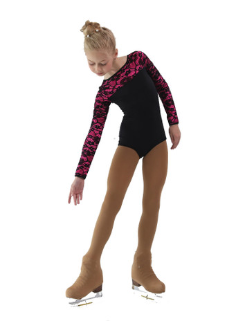 IceDress Thermal Body - Harmony ( Black with Hot Pink)