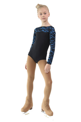 IceDress Thermal Body - Harmony ( Black with Blue)