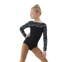 IceDress Thermal Body - Harmony ( Black with Pearl Blue)