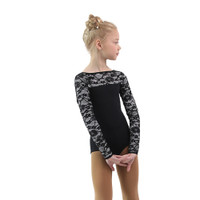 IceDress Thermal Body - Harmony ( Black with White)