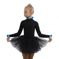 IceDress - Thermal Body  (Black with Blue Flounce)