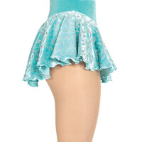 Jerry's 302 Silver Vines Skirt (Tiffany Blue)