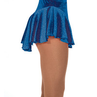 Jerry's 311 Twinkle Velvet Skirts (Royal Blue)
