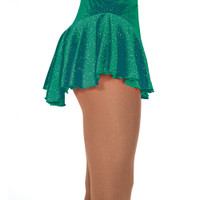 Jerry's 311 Twinkle Velvet Skirts (Emerald)