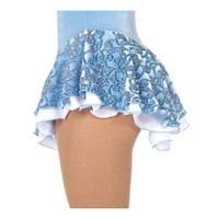 Jerry's 314 Frost Glam Skirt (Bluebell/ White)