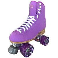 Jackson Vista Viper AlloySkate Package (Purple Wheels)