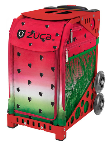 Zuca Sport Bag - Watermelon Dew