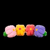 Moxi Brake Petals Toe Stops -Flowers