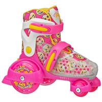 Roller Derby - Fun Roll Jr. Girl's Adjustable Roller Skates