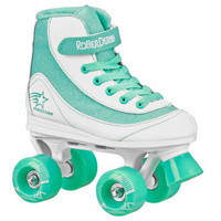 Roller Derby Recreational Roller Skates - FireStar Youth Girl's Roller Skate (Mint)